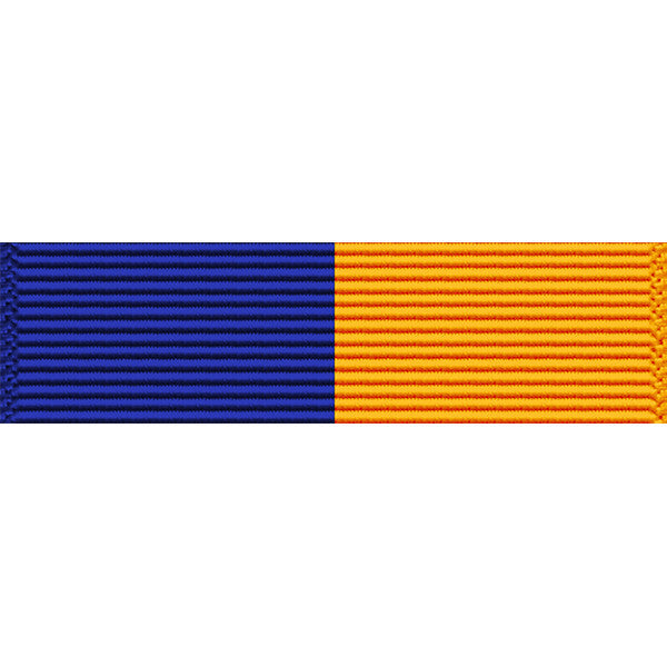 Oregon National Guard Faithful Service Thin Ribbon