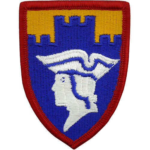 7th Army Reserve Command Class A Patch