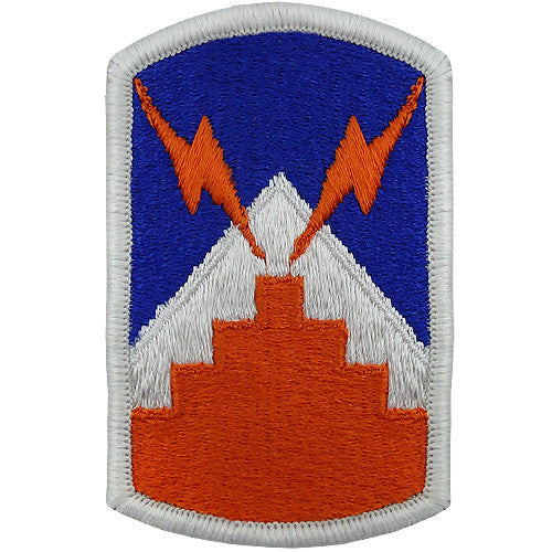 7th Signal Brigade Class A Patch