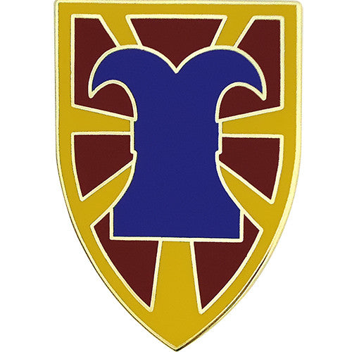 7th Sustainment Brigade Combat Service Identification Badge
