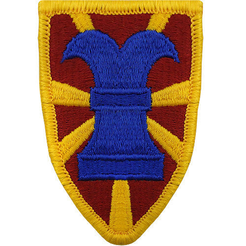 7th Sustainment Brigade Class A Patch