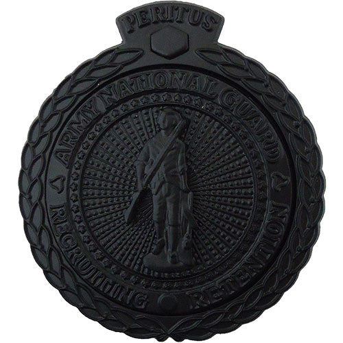 National Guard Recruiting And Retention Badge Usamm
