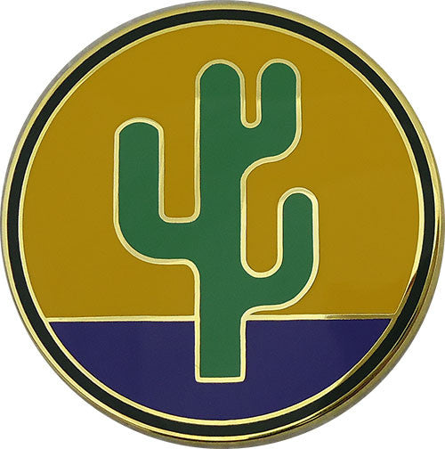 103rd Sustainment Command (Expeditionary) Combat Service Identification Badge