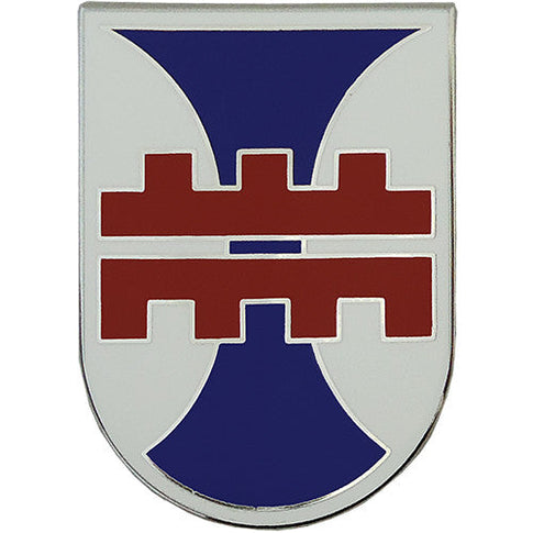 412th Engineer Command Combat Service Identification Badge