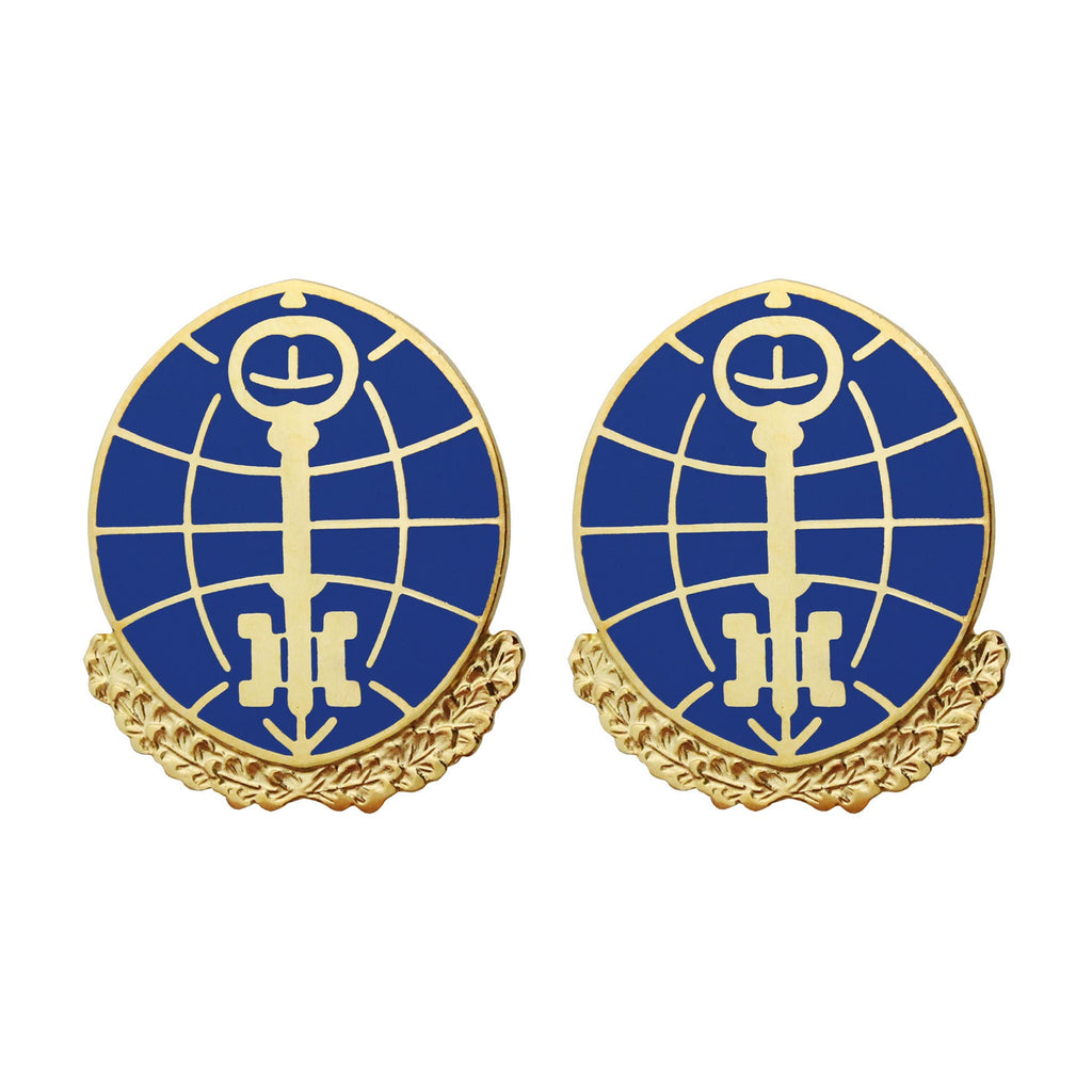 Intelligence & Security Command Unit Crest (No Motto)