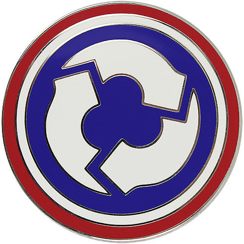311th Sustainment Command Combat Service Identification Badge