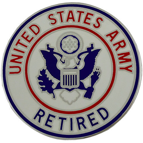 U.S. Army Retired Combat Service Identification Badge