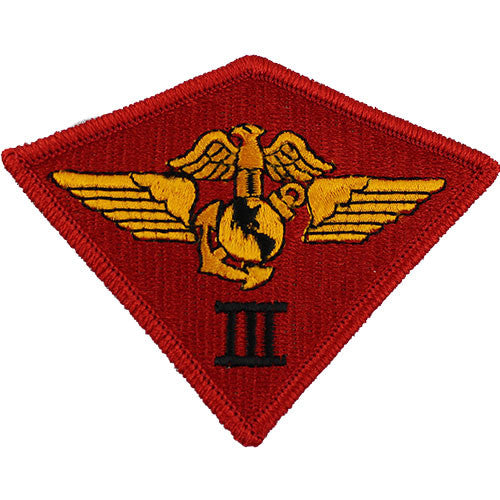 3rd Marine Air Wing Full Color Patch