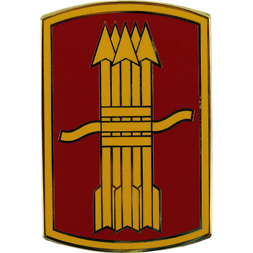 197th Fires Brigade Combat Service Identification Badge