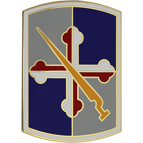58th Infantry Brigade Combat Team Combat Service Identification Badge