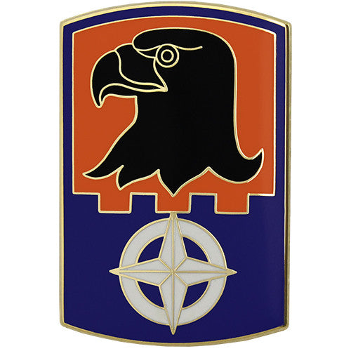 244th Aviation Brigade Combat Service Identification Badge