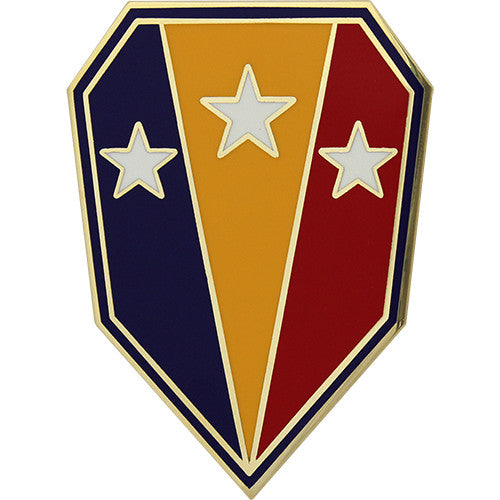 50th Infantry Brigade Combat Service Identification Badge