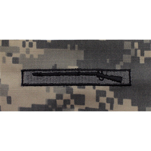 Army Expert Infantry Embroidered ACU Badge