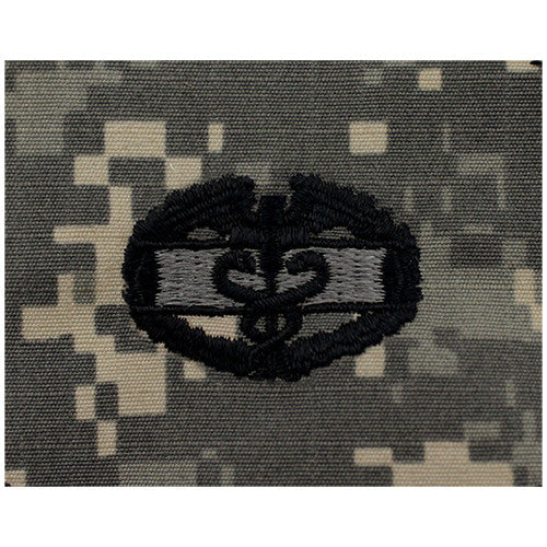 U.S. Army Combat Medical Badge (1st Award) - ACU Embroidered