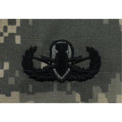 Army Explosive Ordnance Disposal (EOD) Embroidered ACU Badges