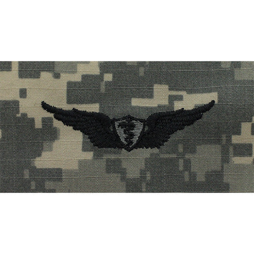 Army Flight Surgeon Embroidered ACU Badges