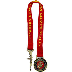 U.S. Marine Corps Bookmark