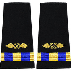 Navy W-3 Soft Shoulder Marks - Aviation Boatswain