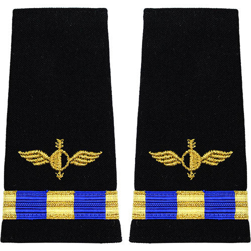 Navy W-3 Soft Shoulder Marks - Aerographer