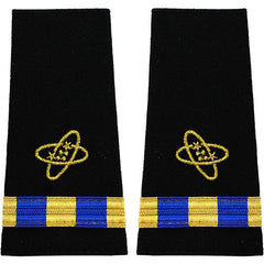 Navy W-3 Soft Shoulder Marks - Electronics Technician