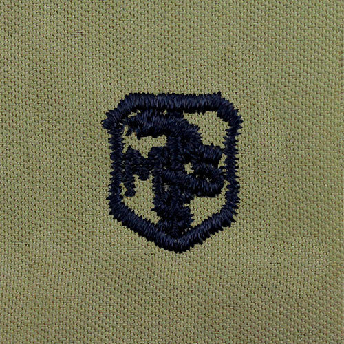 Air Force Medical Service Corps Embroidered Badge - Basic