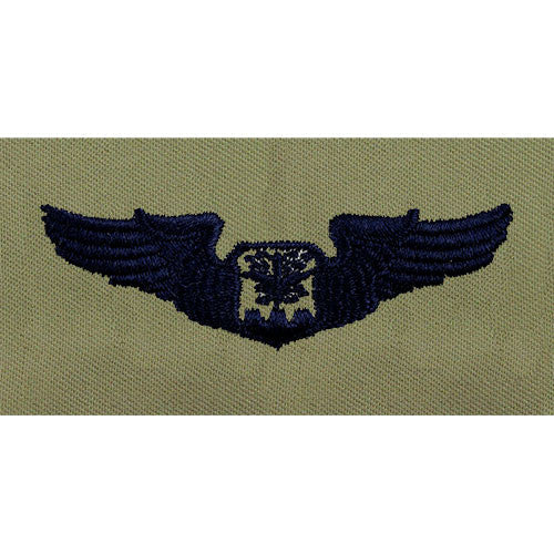 Air Force Navigator/Observer Embroidered ABU Badges