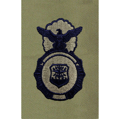 Air Force Security Forces Embroidered ABU Badge