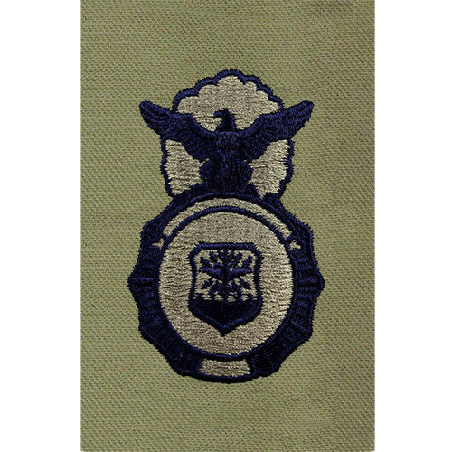 Air Force Security Forces Embroidered Abu Badge Usamm