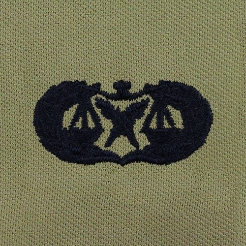 Air Force Paralegal Embroidered ABU Badges