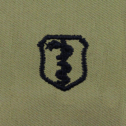 Air Force Medical Corps Embroidered Badge - Basic