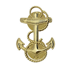 Navy Miniature Cap Device Midshipman