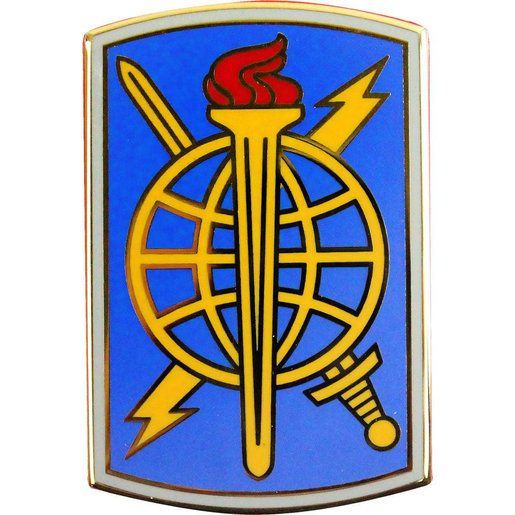 500th Military Intelligence Command Combat Service Identification Badge