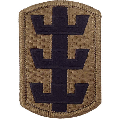130th Engineer Brigade MultiCam (OCP) Patch