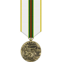 Cold War Miniature Medal