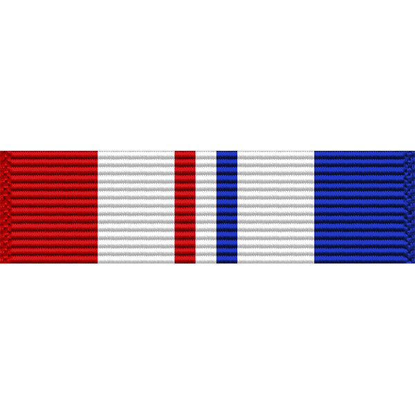 Texas National Guard Combat Service Ribbon