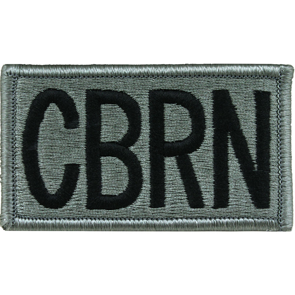 CBRN Chemical Brassard ACU Patch