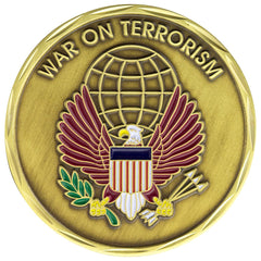 Operation Iraqi Freedom - War on Terrorism Coin