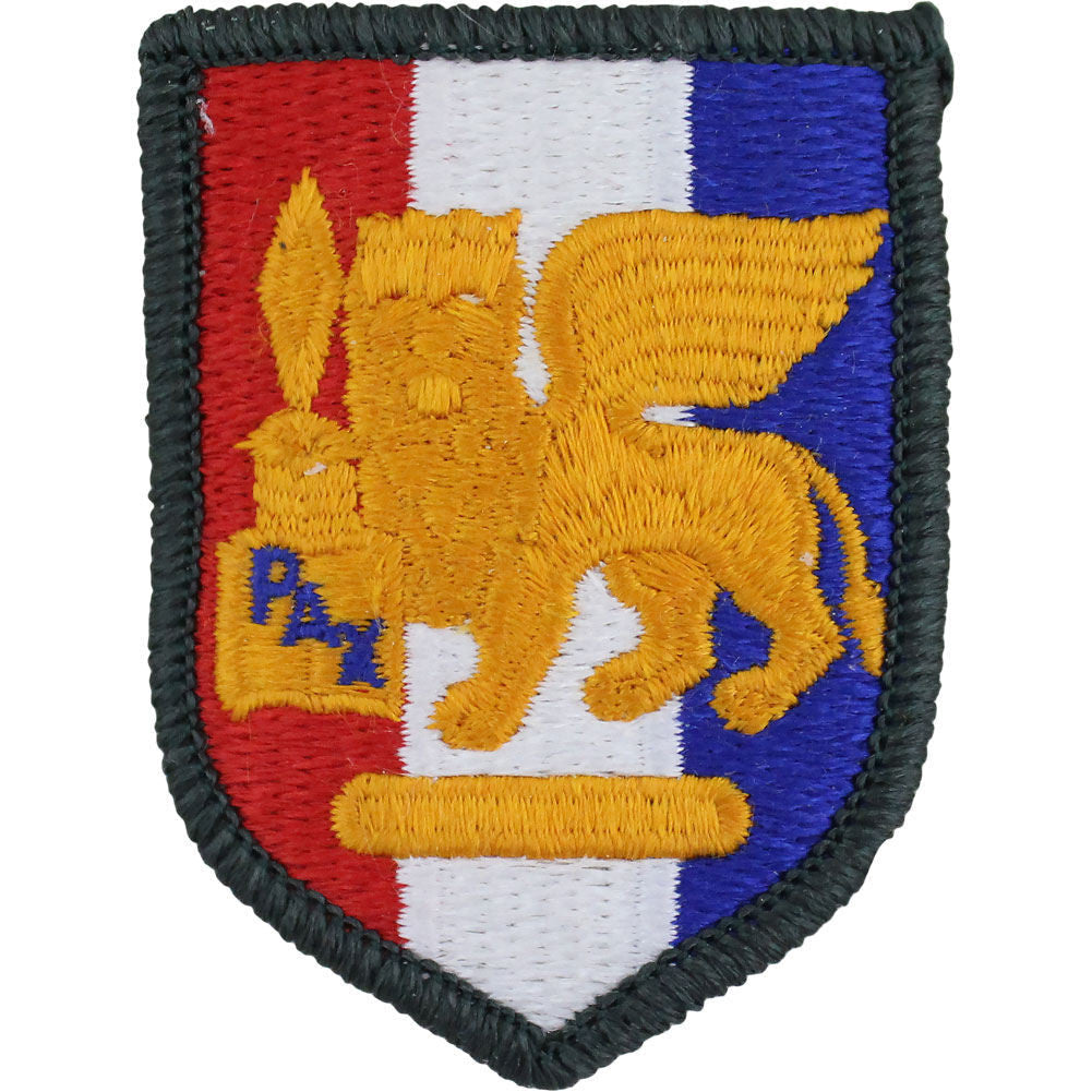 US Army Africa SETAF Patch