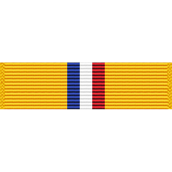 Texas State Guard Service Ribbon