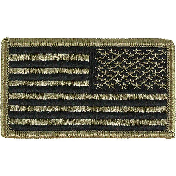 Army OCP Scorpion US Flag Patch - Forward  c2112c3a25b