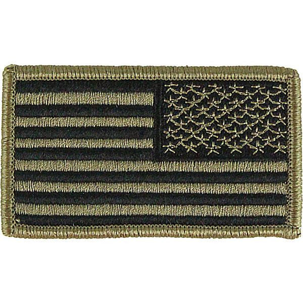 OCP/Scorpion US Flag Patch - Reverse