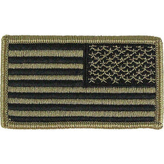 Army OCP/Scorpion US Flag Patch - Reverse