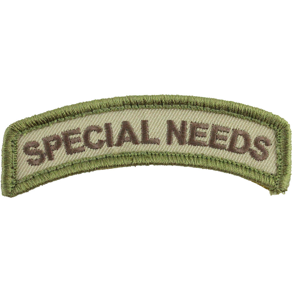 Special Needs Multicam Ocp Morale Patch Usamm
