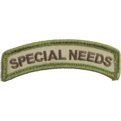 Special Needs Multicam (OCP) Morale Patch