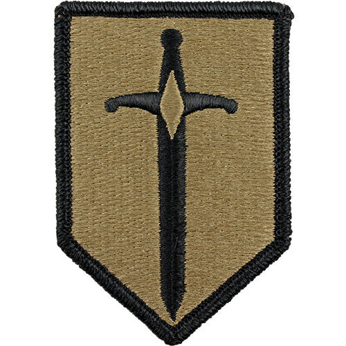 1st Maneuver Enhancement Brigade MultiCam (OCP) Patch