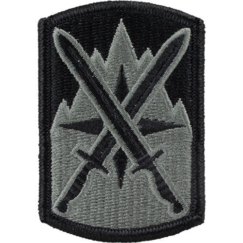 10th Sustainment Brigade ACU Patch