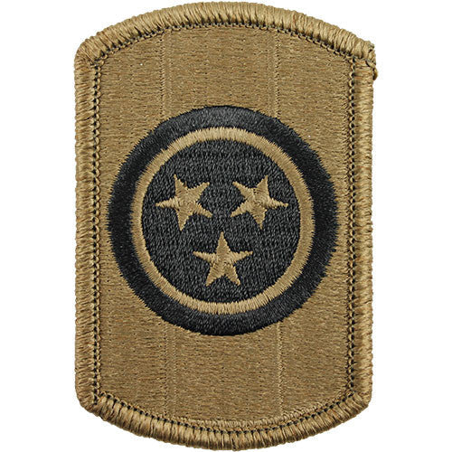30th Armored Brigade MultiCam (OCP) Patch