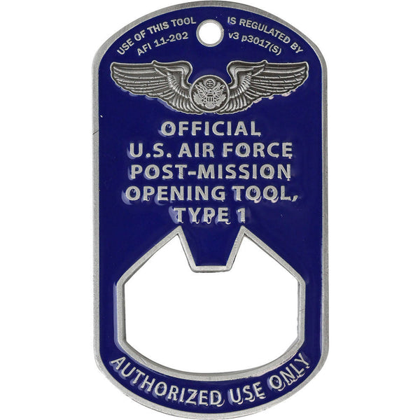 U.S. Air Force Bottle Opener