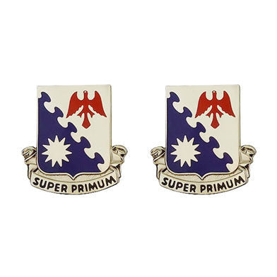 1st Aviation Regiment Unit Crests (Super Primum)