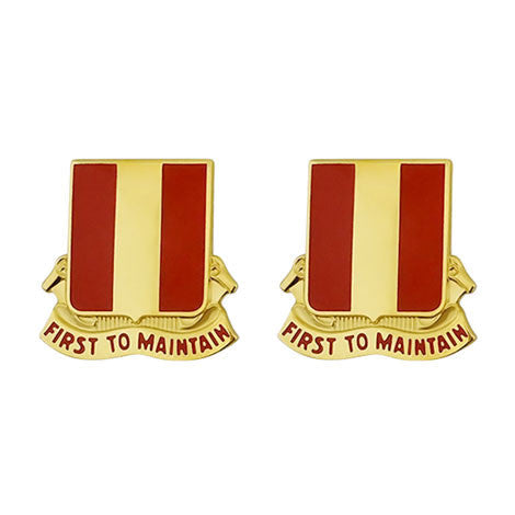 1st Maintenance Battalion Unit Crest (First to Maintain)